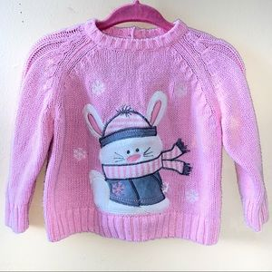 Baby Girls Knit Sweater